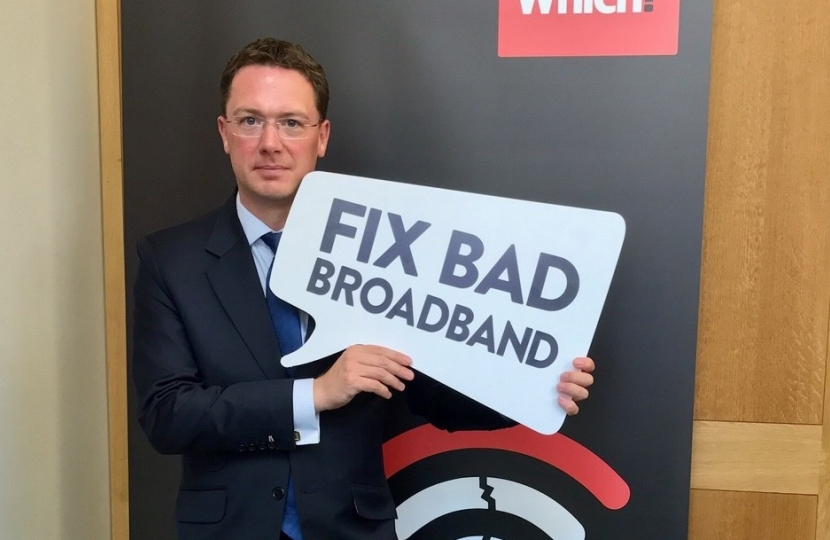 Fix bad broadband
