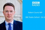 Embedded thumbnail for Robert Appears on BBC Radio Oxford to Discuss Plastic Waste - 26.10.18