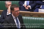 Embedded thumbnail for Robert Presses Health Minister on New Cancer Strategy