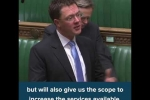 Embedded thumbnail for Robert Questions Transport Secretary on Cotswold Line Progress