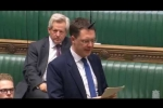 Embedded thumbnail for Robert's Speech on EU Withdrawal Agreement