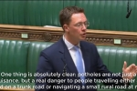 Embedded thumbnail for Robert holds debate on potholes and roads in Oxfordshire