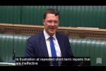 Embedded thumbnail for Robert Speaks in Statement on Transport Select Committee Report on Potholes